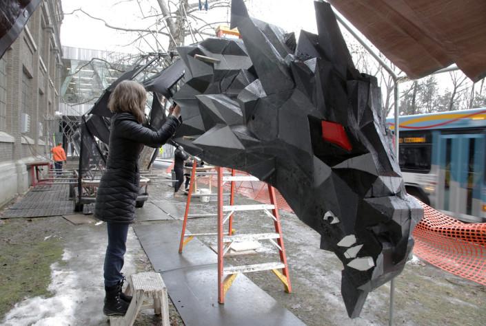 Cornell Dragon